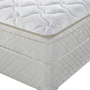 Sealy Taylorsville Plush Euro Top, Twin Extra Long Mattress Only