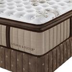 Stearns & Foster Estate Walnut Grove Luxury Firm Euro Pillowtop, Queen Mattress Only