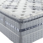 Serta Perfect Sleeper Castlemoor Super Pillow Plush II Queen Mattress Only