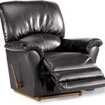 La-Z-Boy Onyx Black Cantina Reclina Rocker