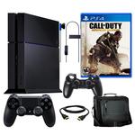 Sony PS4 500GB Bundle with COD Advanced Warfare & Accessories
