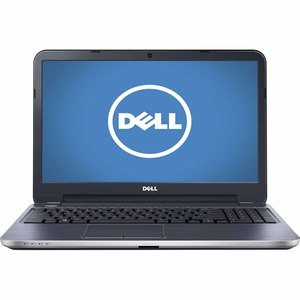 "Dell 8GB 15.6"" Inspiron Intel Core i7 Touchscreen Laptop Silver"