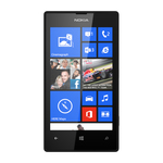 Nokia Lumia 520 Unlocked GSM Windows 8 OS Cell Phone - Black