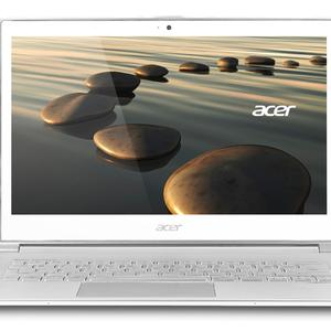 "Acer Aspire S7-392 13.3"" Touchscreen LED Ultrabook with Intel Core i5-4200U Processor & Windows 8"