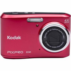 Kodak 16-Megapixel PIXPRO Friendly Zoom Digital Camera - Red