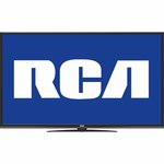 "RCA 65"" Class 1080p 120Hz Back Lit LED HDTV with Built-In ROKU Streaming - LRK65G55R120Q"