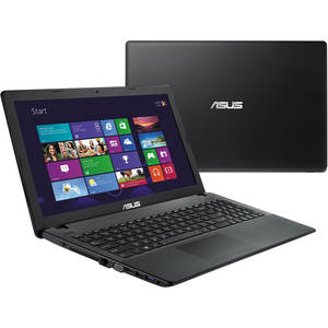 "ASUS D550MA 15.6"" Notebook with Intel Celeron N2830 & Windows 8.1"
