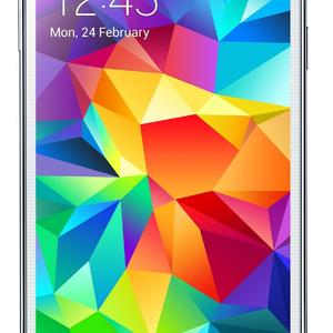 Samsung Galaxy S5 G900H 16GB Unlocked GSM Octa-Core Android Phone - White