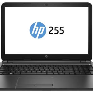"HP 255 15.6"" Notebook with AMD E1-6010 Processor & Windows 8.1"