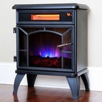 Duraflame DFI-550-0 Infrared Stove