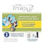 Hamilton Beach 04230FS True Air Replacement Filter, 3-Pack