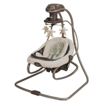Graco DuetSoothe Infant Swing and Rocker, in Winslet