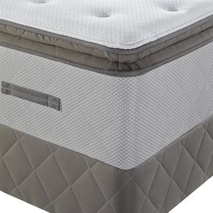 Sealy Posturepedic Waterston Plush Euro Pillowtop Queen Mattress
