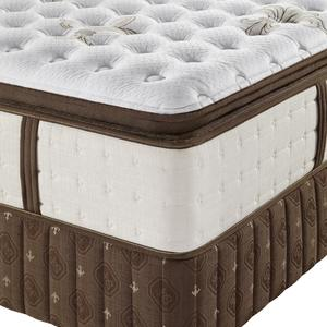 Stearns & Foster Signature Long Point Luxury Firm Euro Pillowtop, Queen Mattress Only