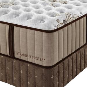 Stearns & Foster Estate Walnut Grove Luxury Cushion Firm, Queen Mattress II Only