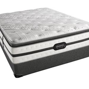 Beautyrest Black Evie II Luxury Firm Pillowtop Queen Mattress Only