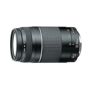 Lens (EF75-300mm) for All SLR Canon Cameras