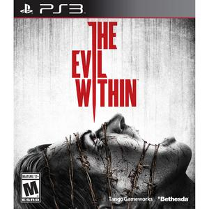 Bethesda Evil Within for PlayStation 3