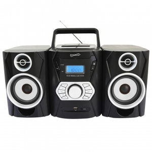 Supersonic BLUETOOTH MP3/CD PLAYER