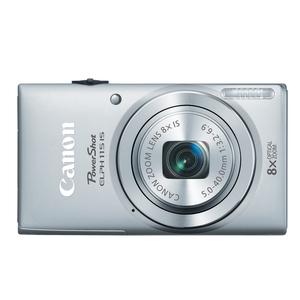 Canon PowerShot ELPH 16.0-Megapixel 115 IS - Silver