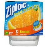 Ziploc Twist N Loc Containers
