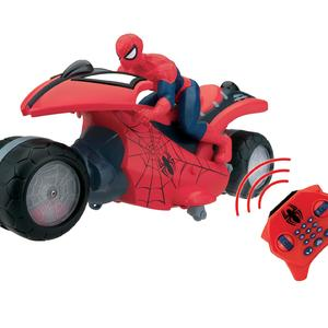 Marvel Comics The Amazing Spider-Man U-Command Motorcycle