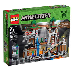 Lego Minecraft - The Mine