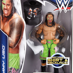 Jimmy Uso - WWE Elite 31 Toy Wrestling Action Figure