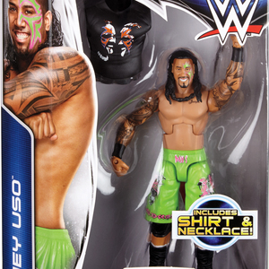 Jey Uso - WWE Elite 31 Toy Wrestling Action Figure