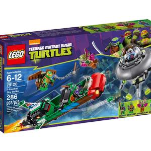 Lego Teenage Mutant Ninja Turtles™ T-Rawket Sky Strike