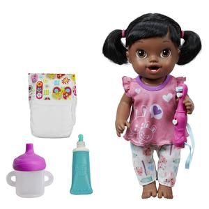 Baby Alive Brushy Brushy Baby Doll - African American