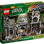 Lego Ninja Turtles TM Turtle Lair Invasion