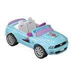 Power Wheels Disney Frozen Mustang