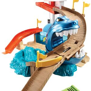 Hot Wheels Color Shifters Sharkport Showdown™ Play Set