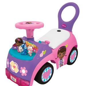 Doc McStuffins Light & Sound Cutie Caretaker Activity Ride-On