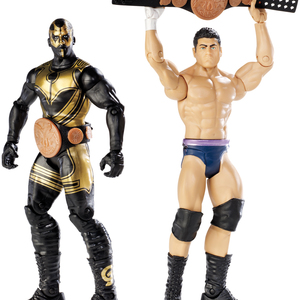 Cody Rhodes & Goldust - WWE Battle Packs 29 Toy Wrestling Action Figures
