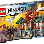 Lego Ninjago Battle for Ninjago City