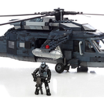 Mega Bloks Call of Duty® Ghosts Tactical Helicopter