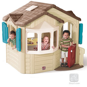 Step 2 Naturally Playful Welcome Home Playhouse