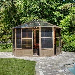 Gazebo Penguin 12'X12' Four Season Solarium