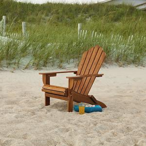 Essential Garden Adirondack Chair - Natural