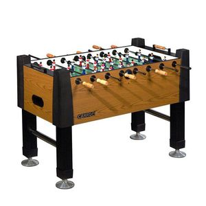 Carrom Signature Foosball Table - Burr Oak