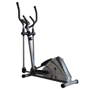 Exerpeutic 1000XL High Capacity Magnetic Elliptical with Pulse Sensors