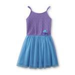 Sophia Grace & Rosie Girl's Crochet Mesh Dress