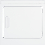 GE 7.0 cu. ft. Electric Dryer - White GTDP490EDWS