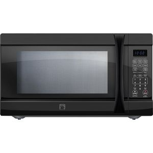 Kenmore Elite 2.2 cu. ft. Countertop Microwave w/ Extra-Large Capacity - Black