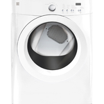 Kenmore 7.0 cu. ft. Gas Dryer w/ Wrinkle Guard - White