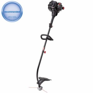 Craftsman 27cc* 2-Cycle Curved Shaft WeedWacker™ Gas Trimmer