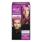 SPLAT Hair Color Complete Kit, Pink Fetish,