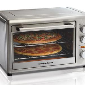 Hamilton Beach Countertop Oven with Convection and Rotisserie